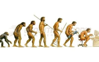 LA EVOLUCIÓN – EVOLUTION