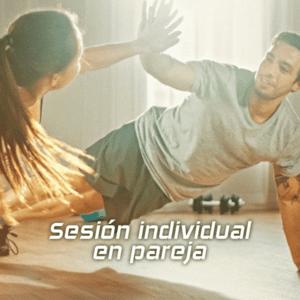 Entrenamiento personal | Sesión en pareja