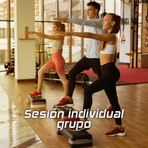 Entrenamiento personal | Sesión en grupo