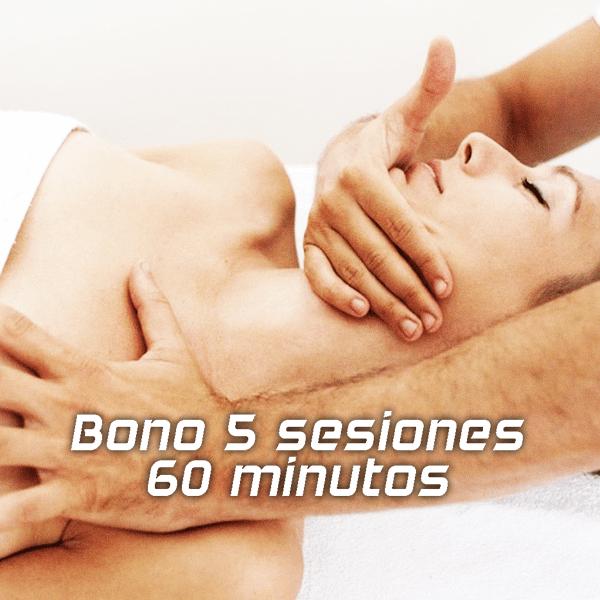 Fisioterapia | Bono 5 sesiones individuales de 60 minutos